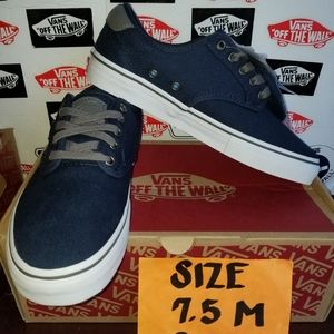 VANS CHIMA PRO SIZE 7.5 MEN 8.0 WOMAN
